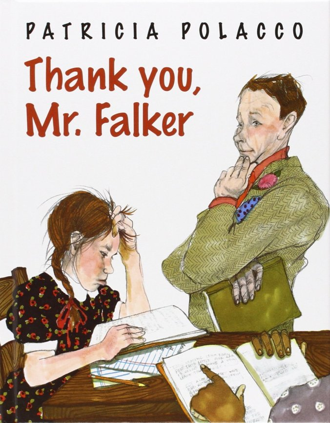 Thank You, Mr. Falker Cover